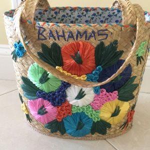 Handbags - Bahamas straw bag